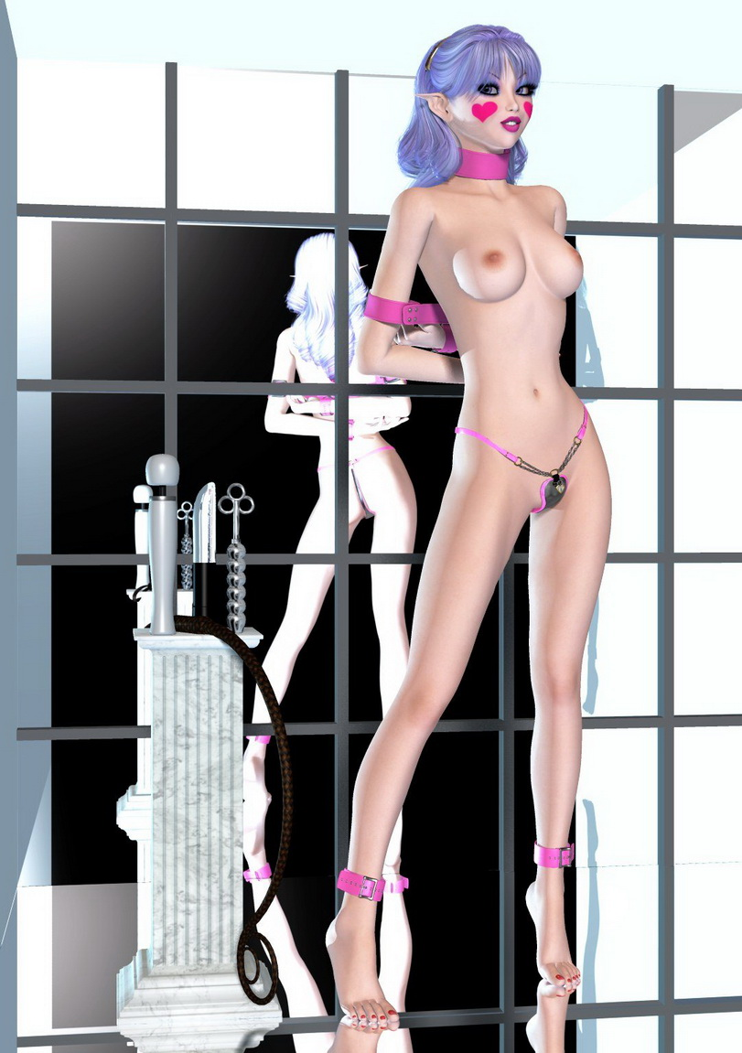 Animated sexy naked bitches