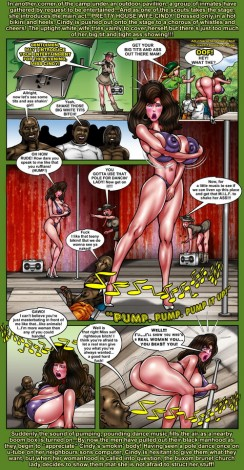 Interracial Porn Comics - hot stories
