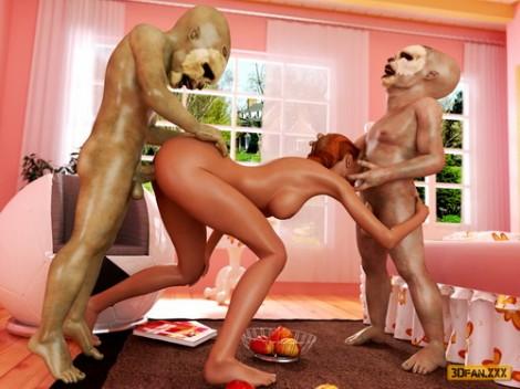Goblins porn 3D