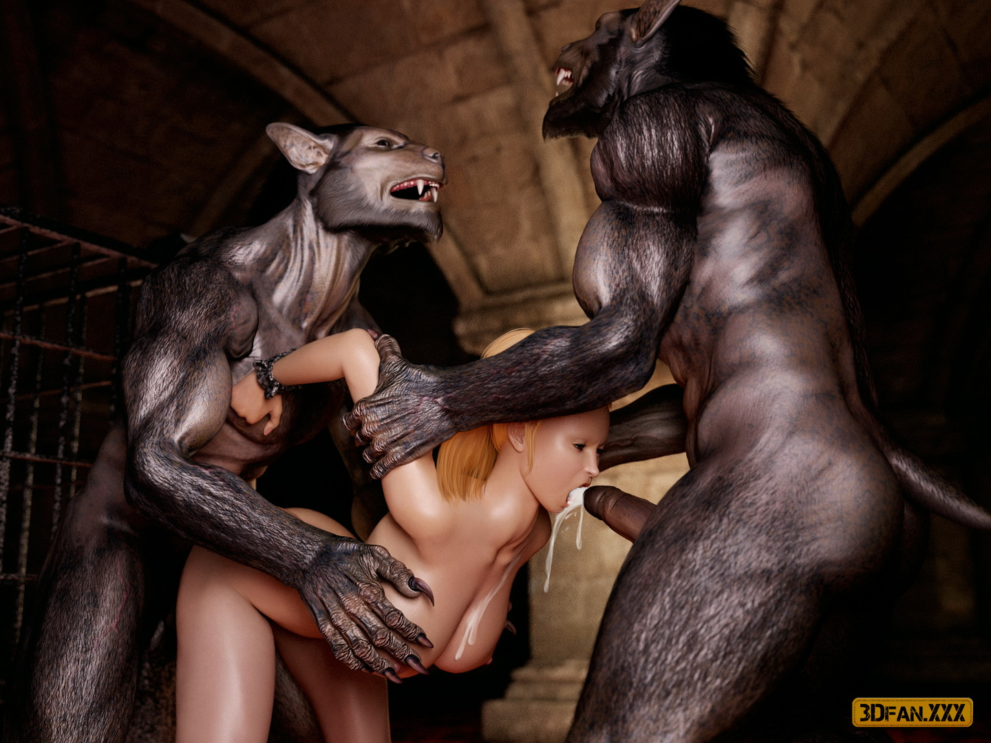3d monster fuck erotic photo