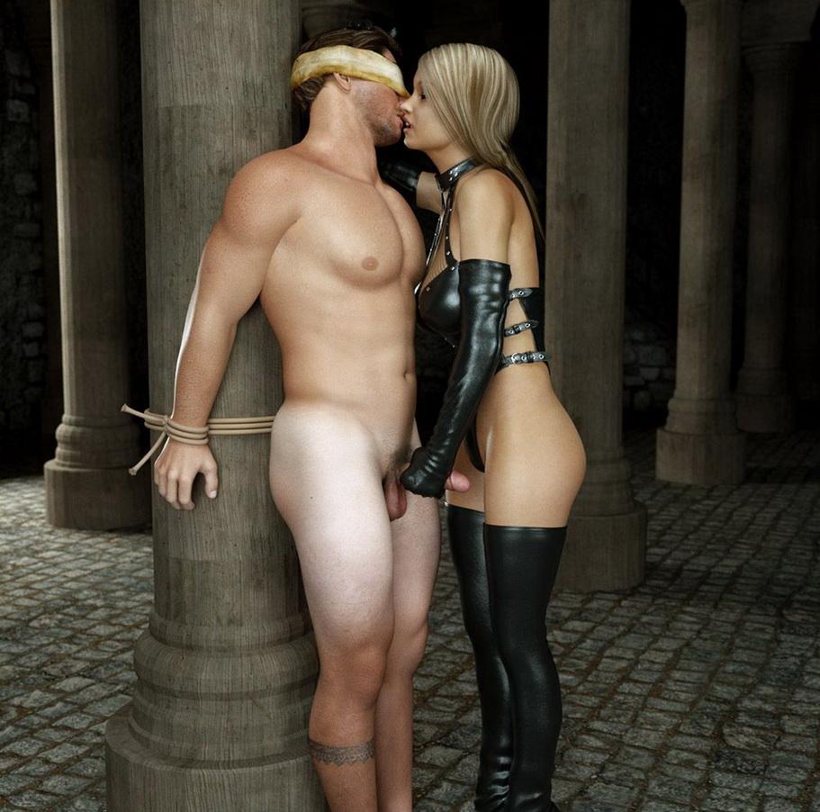 Best bondage scenes