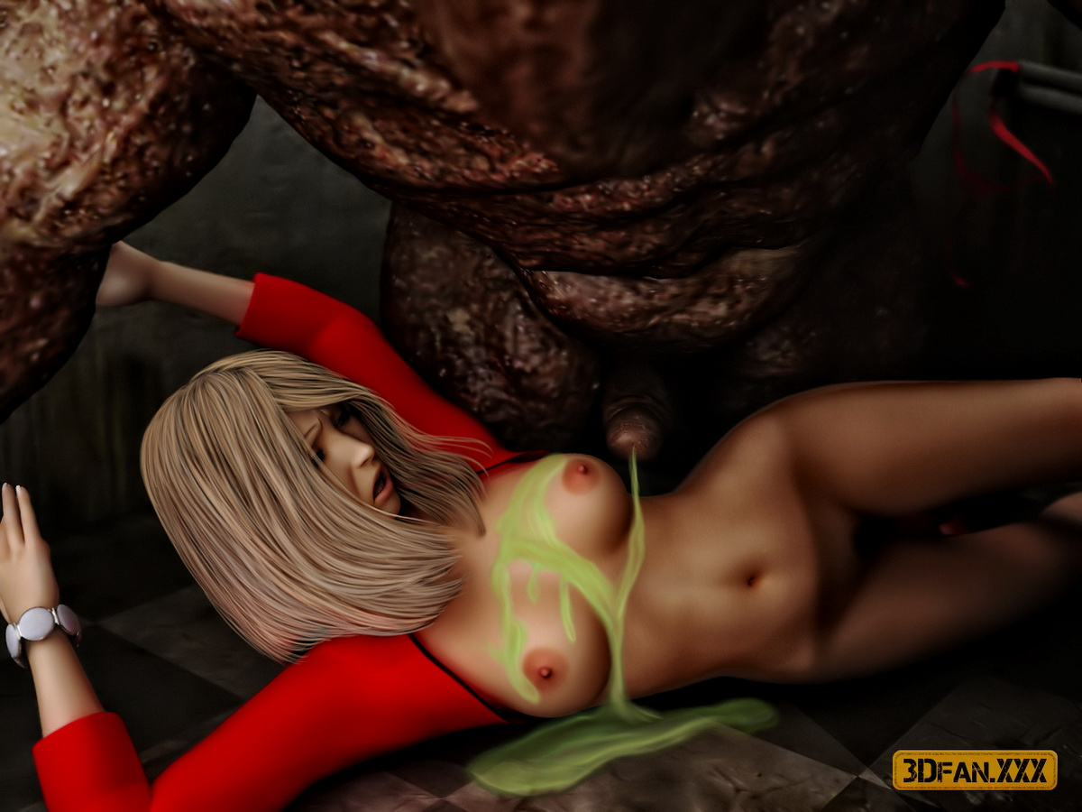 Monster 3d sex flash porn softcore film