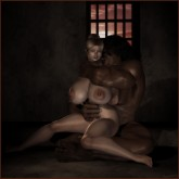 3D gallery interracial porn at 3D Sex Comics