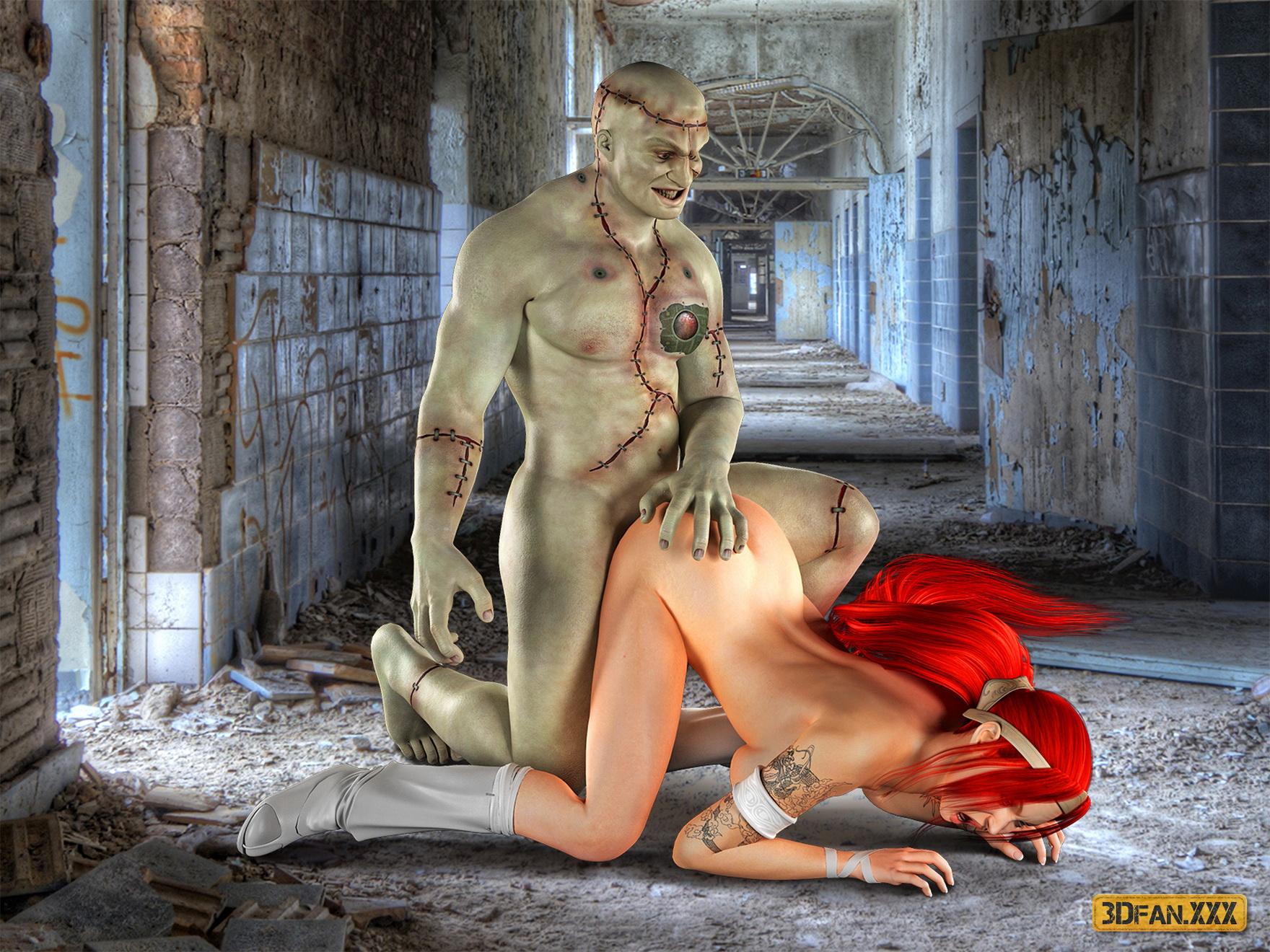 porn frankenstein